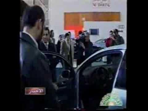 Motorshow Libya 01-2008 (Libya TV Coverage)