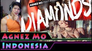 Agnez Mo Diamonds RandomPHDude Reaction