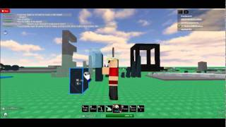 How to make riot shield ROBLOX