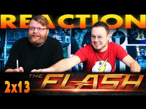 """The Flash 2x13 REACTION!! """"Welcome to Earth-2"""""""