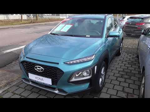 Цены на авто из Германии 2018 Hyundai Kona, Tucson, i30, Santa Fe