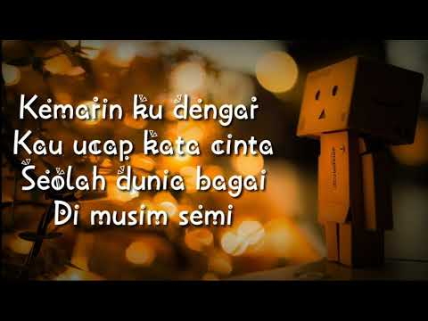 Taxi -  Hujan Kemarin (official lyric video)