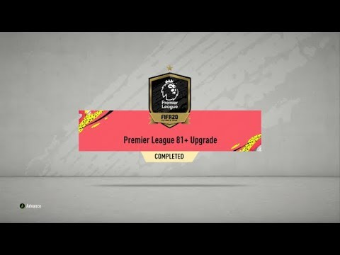 INSANE WALKOUT PACKED 10 AWESOME 81+ UPGRADE SBC&39;S FIFA 20
