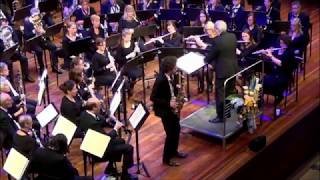 Jules Demersseman - Fantaisie sur un thème original, Saxophone Jules van de Loo