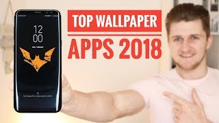 Top Wallpaper Apps 2018