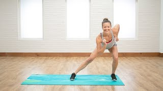 3 Low-Impact Moves That Burn More Calories Than Running    Class FitSugar