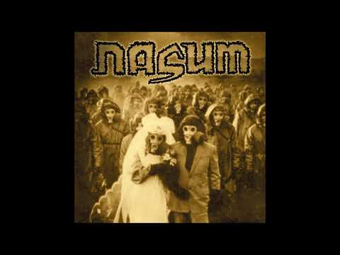 Nasum - Inhale/Exhale (1998) Full Album HQ (Grindcore) music