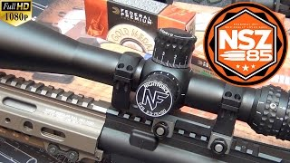 Nightforce NXS Scope - Full Review