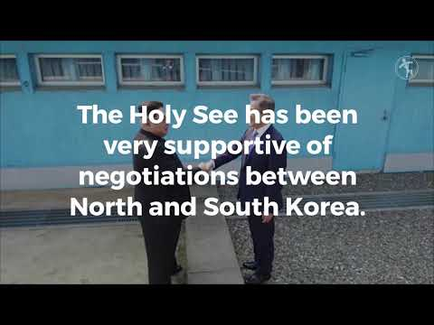 Kim Jong Un invites Pope Francis to meet in Pyongyang