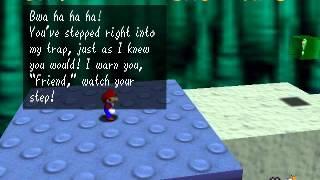 Super Mario 64 - Koopa