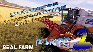 REAL FARM | Primeras impresiones| Parte 2 directo