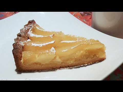 Pear Almond Tart Recipe - Mark's Cuisine #39