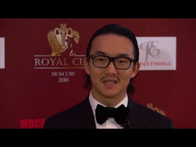 Интервью с Алексом Вангом/Interview with Alex Wang