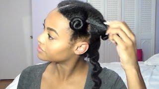 NO HEAT BLOWOUT TYPE 4 HAIR