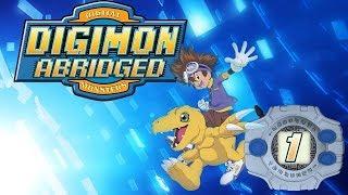 Digimon Abridged Episode 01: Going Digital thumbnail