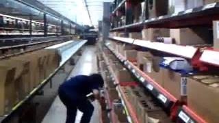 Pick & Pack Process Fulfillment services