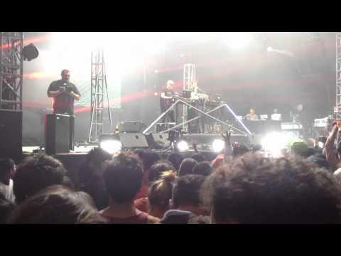 Modeselektor - Kill Bill Vol. 4 @ Corona Capital 2012