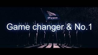 【ビジョンムービー】オフィスバンク様 『game changer&No.1』