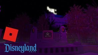 Roblox Disneyland - Hollywood Tower/The Twilight Zone of Terror
