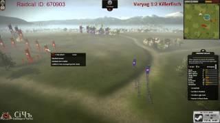 TLS Semifinal VM Varyag vs TWR Killerfisch battle 4 part 1