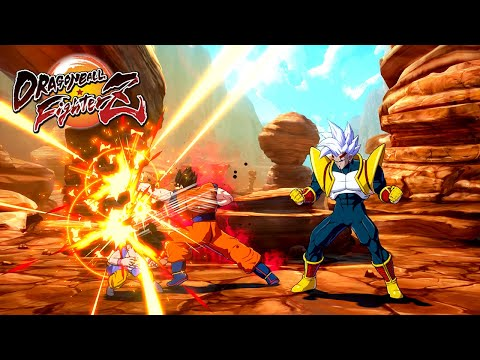 Dragon Ball FighterZ - Super Baby 2 Gameplay