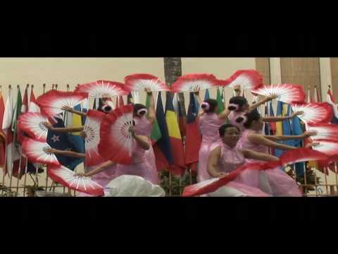 Hawaii Pacific University Intercultural Day
