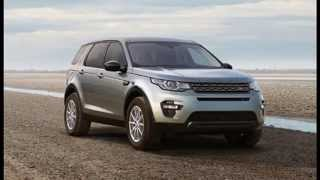 Best 4x4 Off Road Car 2015 Land Rover Discovery Sport