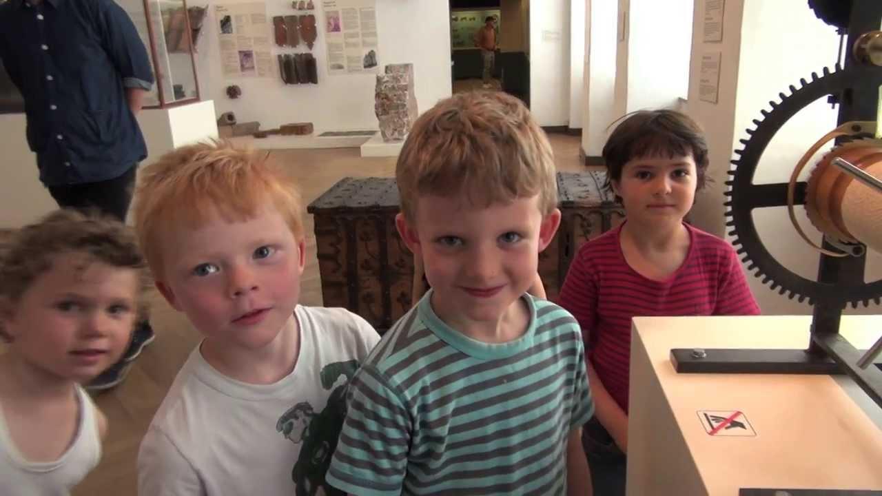 Introduktion til Nationalmuseet for børn