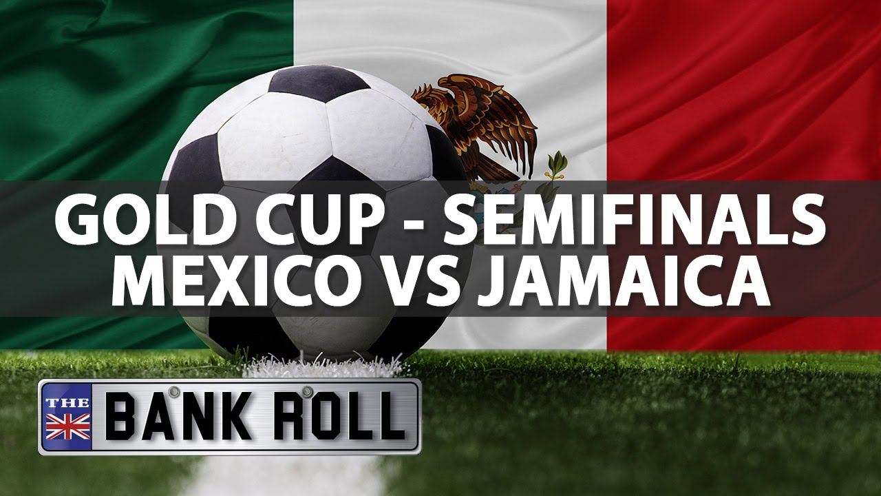 Mexico vs. Jamaica: Gold Cup Semifinal Odds & Prediction