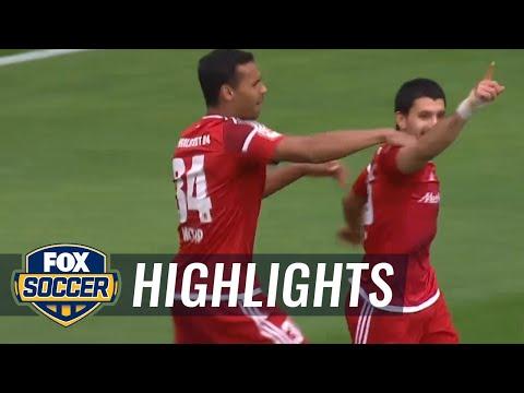 FC Ingolstadt 04 vs. Borussia Dortmund | 2016-17 Bundesliga Highlights
