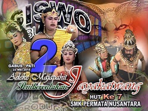 Ketoprak Siswo Budoyo Serial PEMBERONTAKAN JAYAKATWANG part 2   Oka
