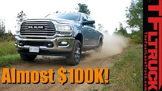 This 2019 Ram 2500 HD Mega Cab Is SHOCKINGLY Expensive - But How Well Can It Tow?