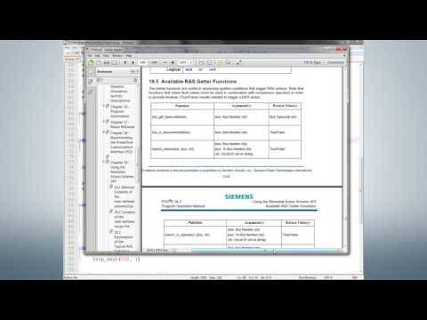 PSS®E Advanced Contingency Analysis and RAS Module Demonstration Video