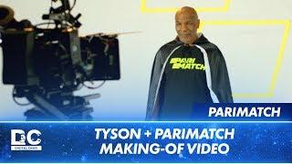 Майк Тайсон – бренд-амбассадор Parimatch