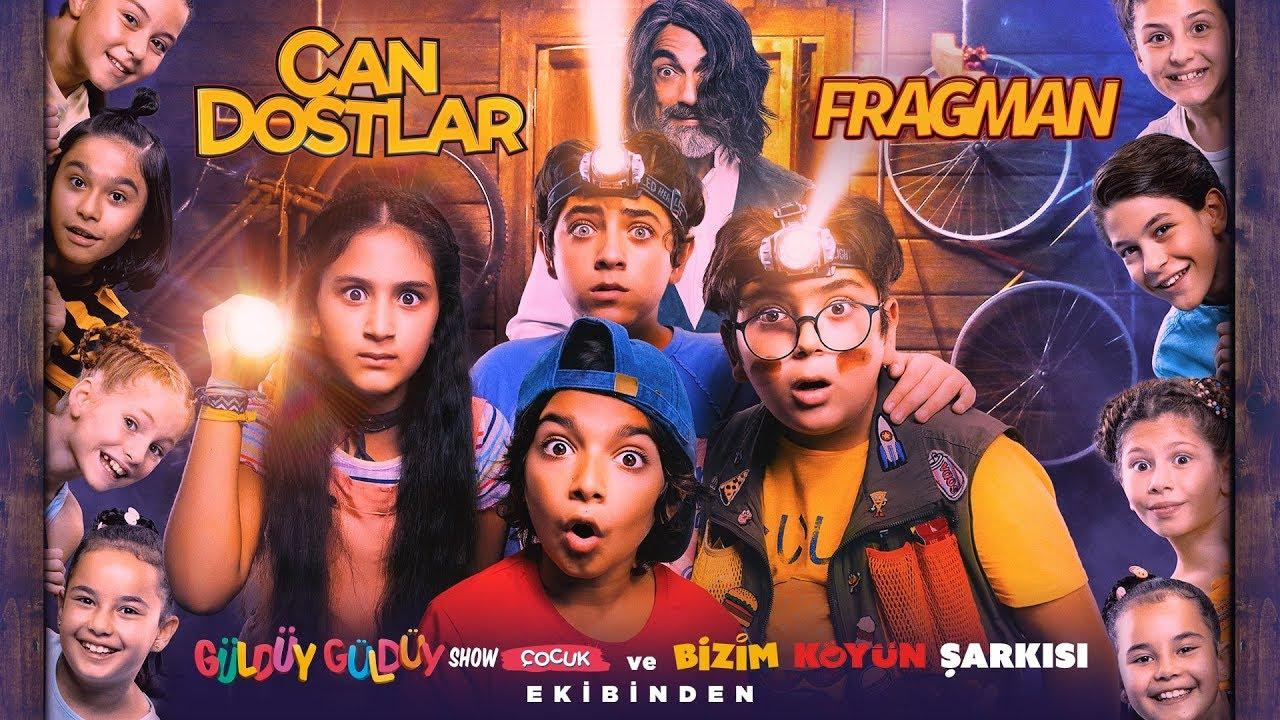 Can Dostlar - Fragman