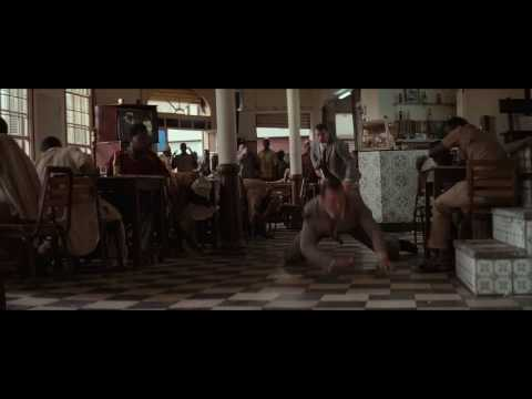 Inception Mombasa Chase Scene 1080p HD