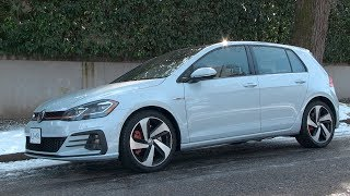VW GTI Review--THIS OR GOLF R??
