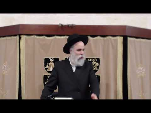Rav Efraim Wachsman