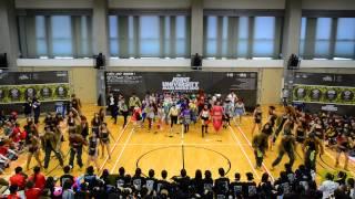 joint u mass dance 2013 ou station ou freshmen team