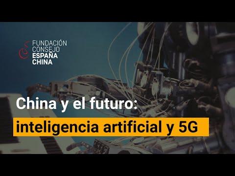 China y el futuro: Inteligencia Artificial y 5G