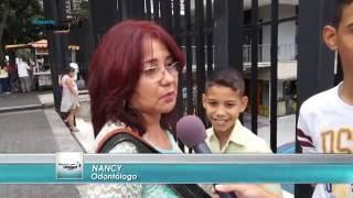 Familias se las ingenian para recrear a sus hijos  28/05/2016