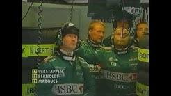 Belgium 2001: Luciano Burti's horrific accident