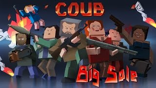 (COUB) Crazy Oafish Ultra Blocks: Big Sale (PC) First Look Gameplay HD