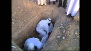 Bury the Dead دفن الميت ووضعه في القبر