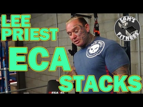 LEE PRIEST and ECA Stacks for Shredding Fat