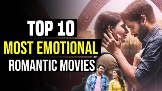 Top 10 Best Romantic South Indian Hindi Dubbed Movies With Most Emotional Love Story | Must Watch