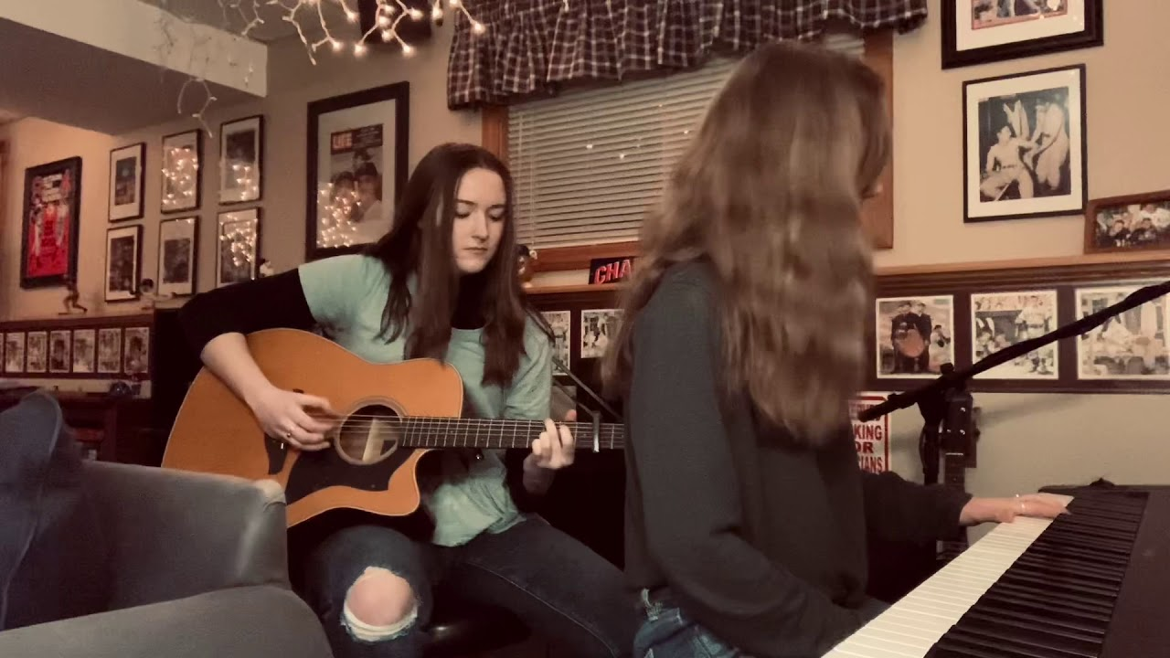 Like Real People Do- Hozier (cover feat. Alli Pikora)