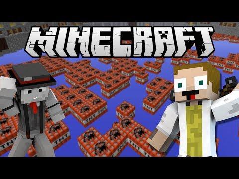 [GEJMR] Minecraft - TnT a PvP RUN - Vyhrajeme to? 🤠