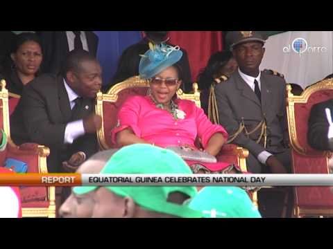 Equatorial Guinea Celebrates National Day