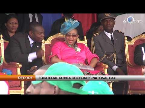 Equatorial Guinea Celebrates National Day
